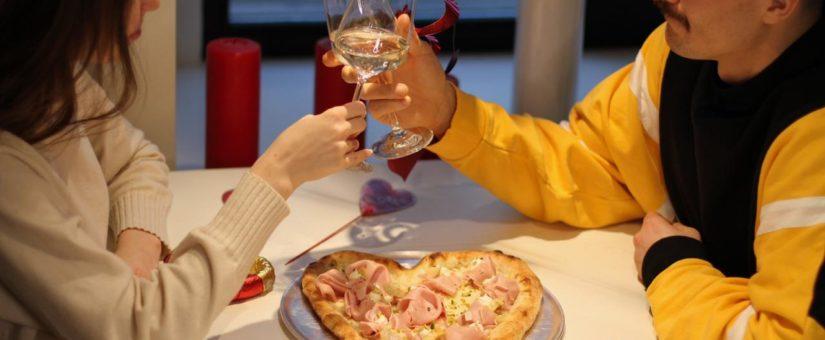 Frankie Brooklyn Style Pizza: День святого Валентина