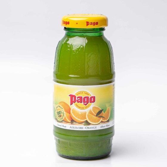 Сок Pago апельсин
